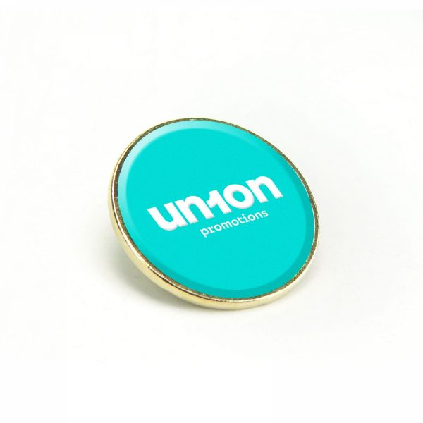 Custom Shape Lapel Pin
