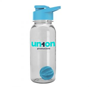 Shaker Bottle - Blue